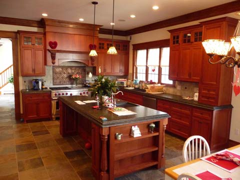 Handmade Furniture Company Kitchen
